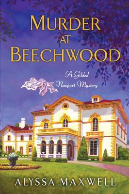Murder at Beechwood (A Gilded Newport Mystery #3) cover
