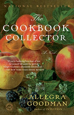 The Cookbook Collector: A Novel Cover Image