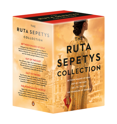 The Ruta Sepetys Collection Cover Image