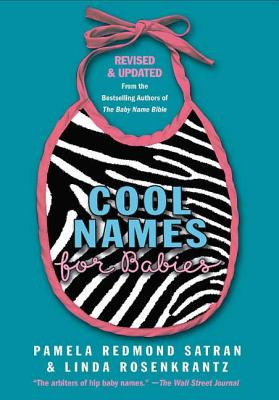 Cool Names for Babies: Revised & Updated Cover Image