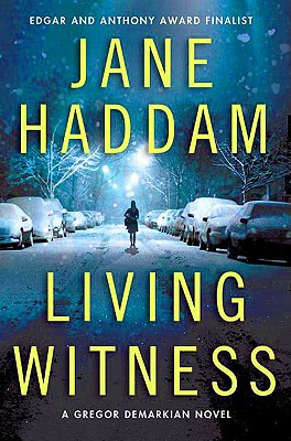 Living Witness Cover