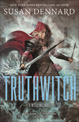 Truthwitch (Witchlands #1) Cover Image