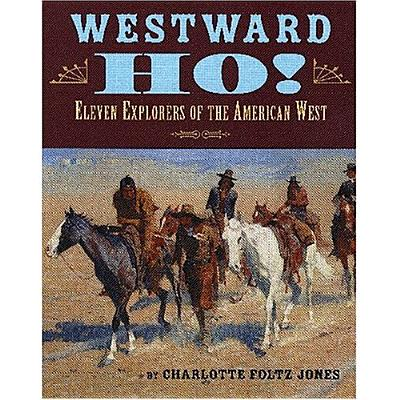 Westward Ho! Cover