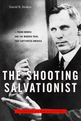 The Shooting Salvationist Cover