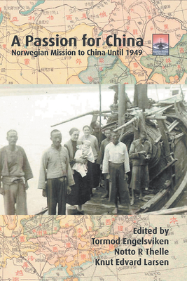 Cover for A Passion for China