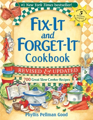 Fix-It and Forget-It Cookbook Cover