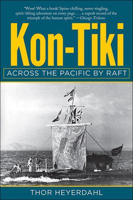Kon-Tiki: Across the Pacific by Raft Cover Image