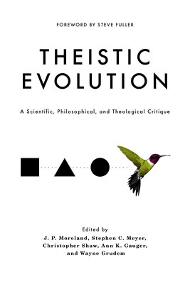 Cover for Theistic Evolution