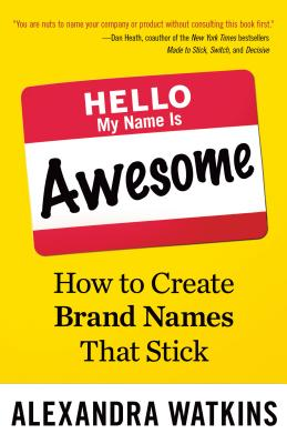 Hello, My Name Is Awesome Cover