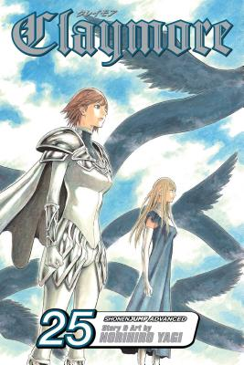 Claymore, Vol. 25 Cover Image