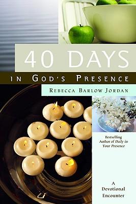 40 Days in God's Presence Cover