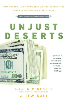 Cover for Unjust Deserts