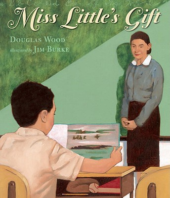 Miss Little's Gift Cover