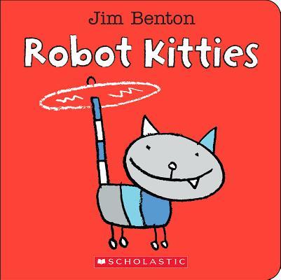 Cover for Robot Kitties