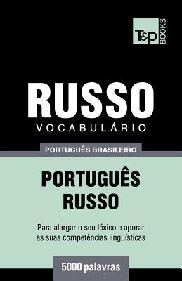 Vocabulário Português Brasileiro-Russo - 5000 palavras Cover Image
