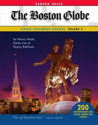 The Boston Globe Sunday Crossword Puzzlr Omnibus, Volume 3 Cover