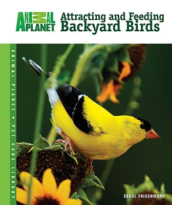 Attracting and Feeding Backyard Birds Cover
