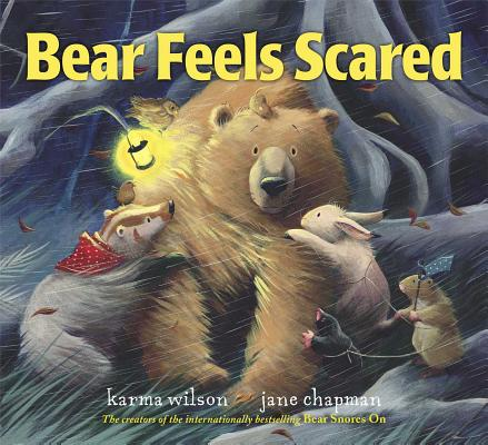 Bear Feels Scared (The Bear Books) Cover Image