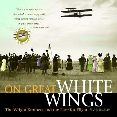 On Great White Wings Cover