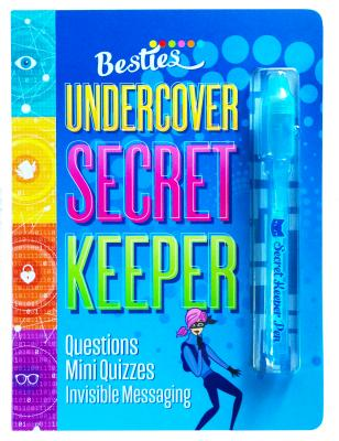 Besties Undercover Secret Keep [With Battery] Cover Image