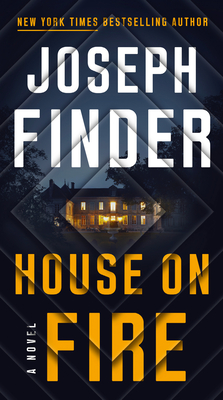 House on Fire: A Novel (A Nick Heller Novel #4) Cover Image