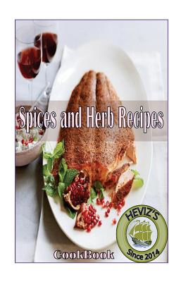 Spices and Herb Recipes Cover Image
