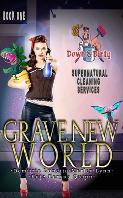 Grave New World Cover Image