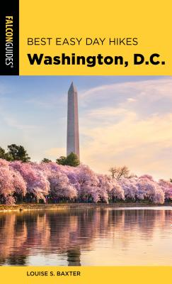 Best Easy Day Hikes Washington, D.C. Cover Image