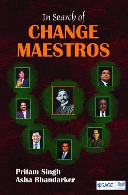 In Search of Change Maestros (Response Books) Cover Image