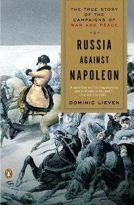 Russia Against Napoleon Cover