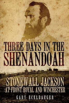 Three Days in the Shenandoah Cover