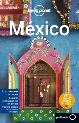 Lonely Planet Mexico Cover Image