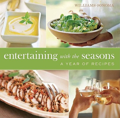Entertaining with the Seasons Cover