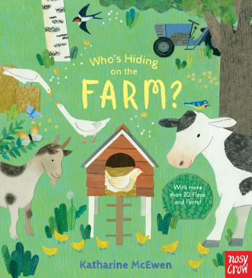 Who's Hiding on the Farm? Cover Image
