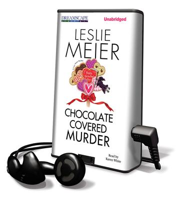 Chocolate Covered Murder (Playaway Adult Fiction) Cover Image