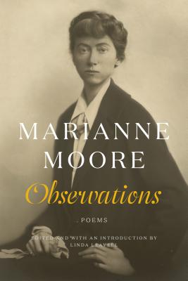 Observations: Poems Cover Image