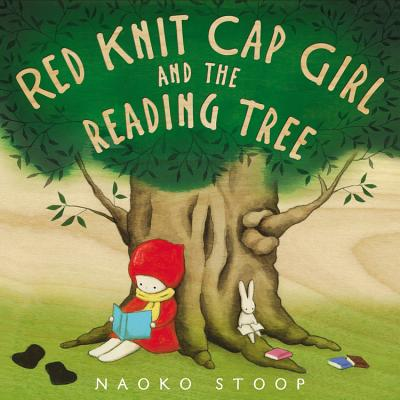 Red Knit Cap Girl and the Reading Tree Cover Image