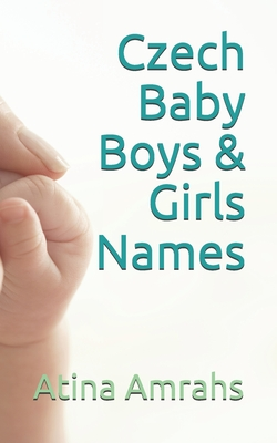 Czech Baby Boys & Girls Names Cover Image