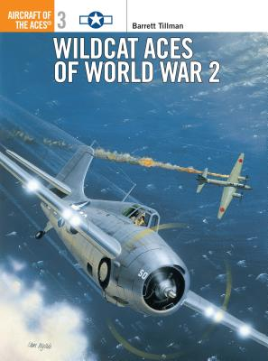 Wildcat Aces of World War 2 Cover