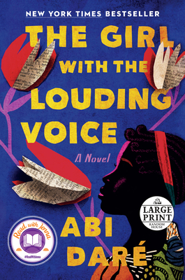 Cover for The Girl with the Louding Voice