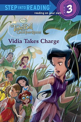 Vidia Takes Charge Cover