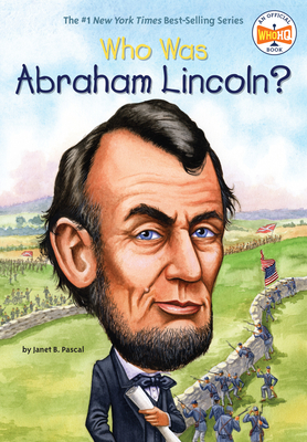 Who Was Abraham Lincoln? (Who Was?) Cover Image