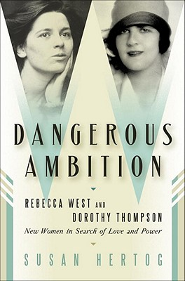 Dangerous Ambition Cover