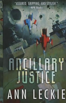 Ancillary Justice Cover Image