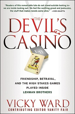 The Devil's Casino Cover