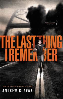 The Last Thing I Remember (Homelanders #1) Cover Image
