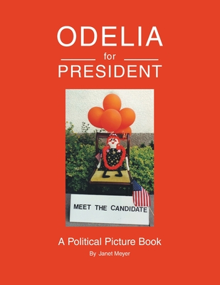 Odelia For President Cover Image