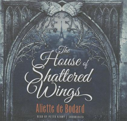 The House of Shattered Wings (Dominion of the Fallen #1) Cover Image