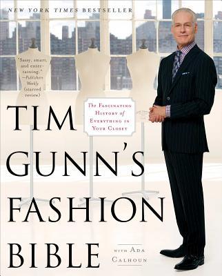 Tim Gunn's Fashion Bible Cover