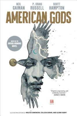 American Gods Volume 1: Shadows (Graphic Novel) Cover Image